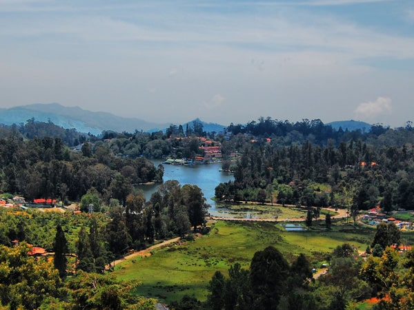 Kodaikanal hill station tours