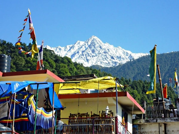 McLeodganj hill station tours