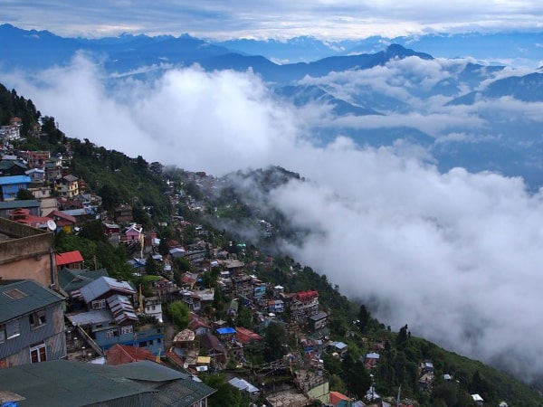 darjeeling hill station tours